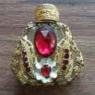 Vintage Mini Czech Perfume Bottle