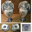 Two small porcelain vases Royal Dux Bohemia