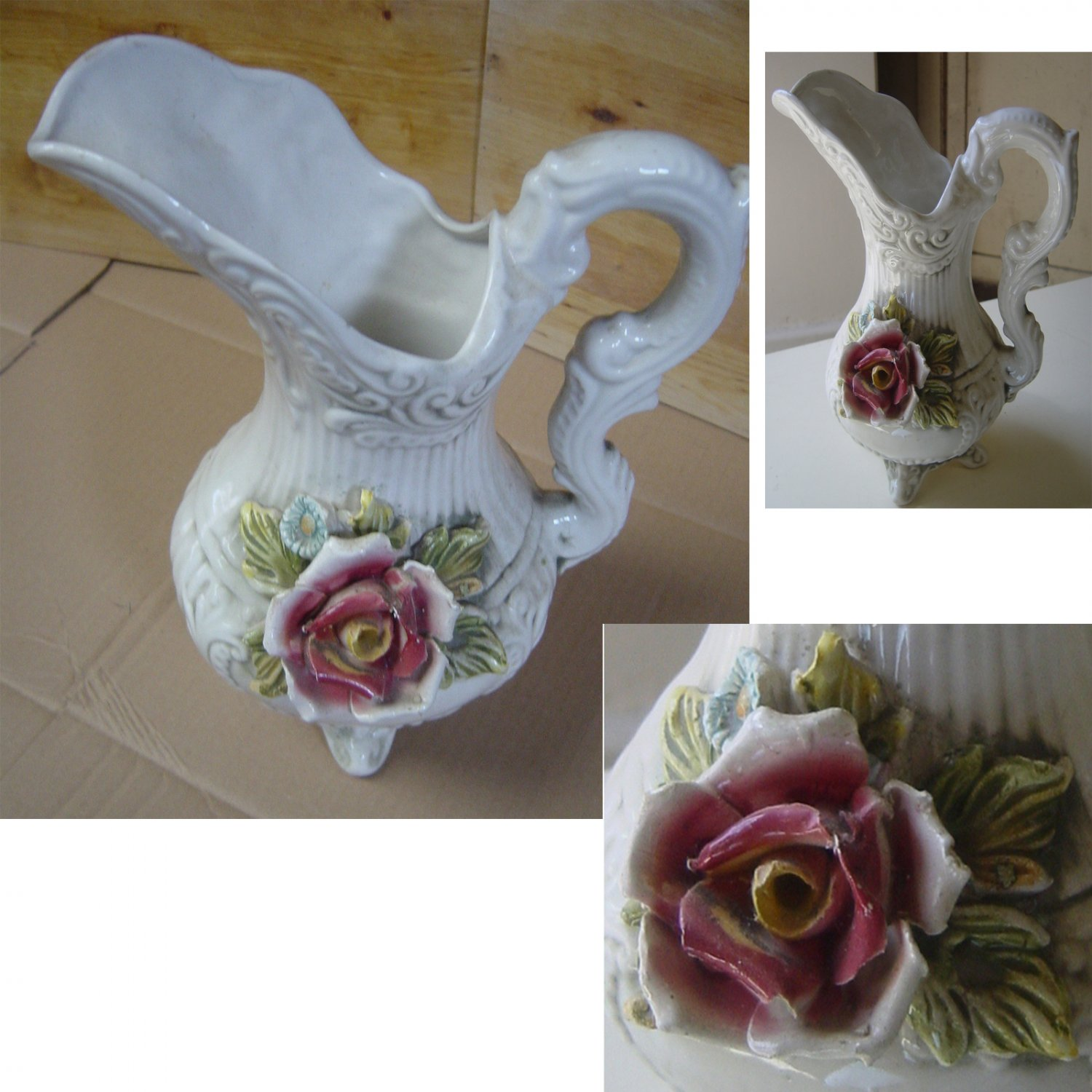 Vintage Decorative Jug