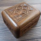 Handmade Armenian wooden box