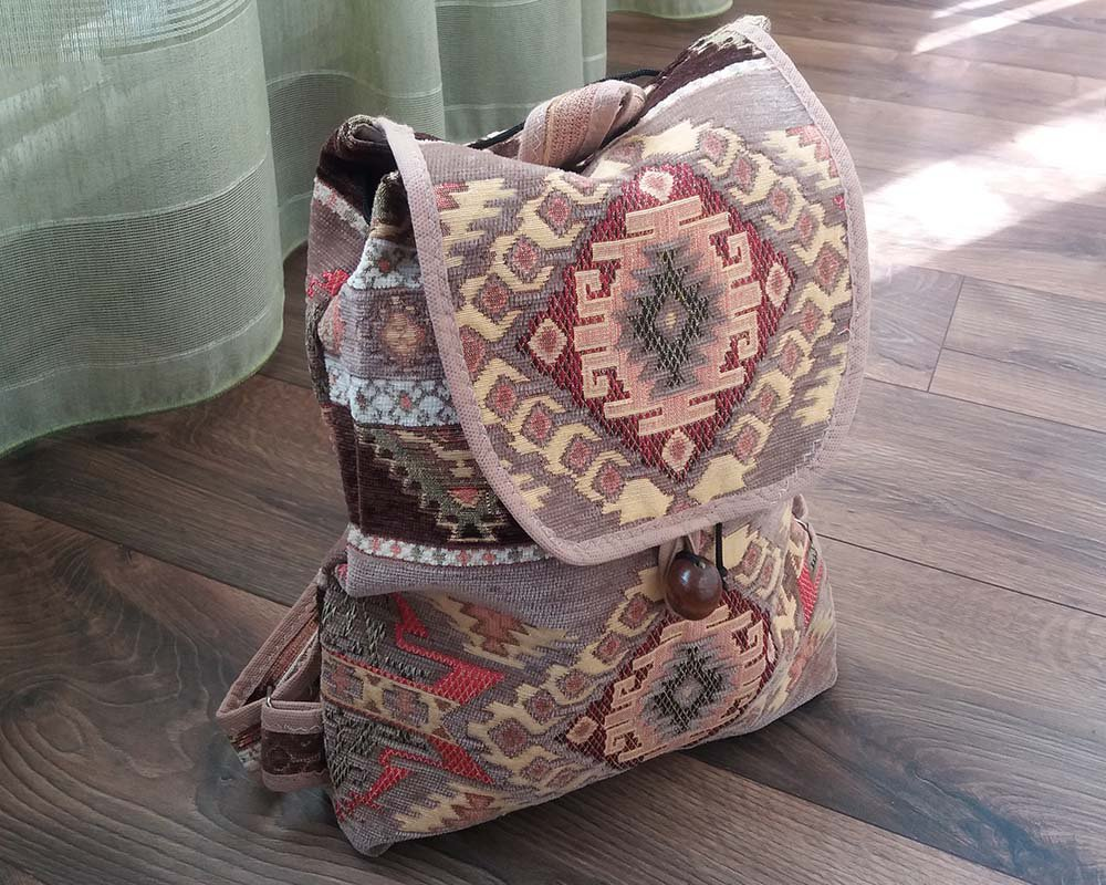 Original Armenian Backpack Bag