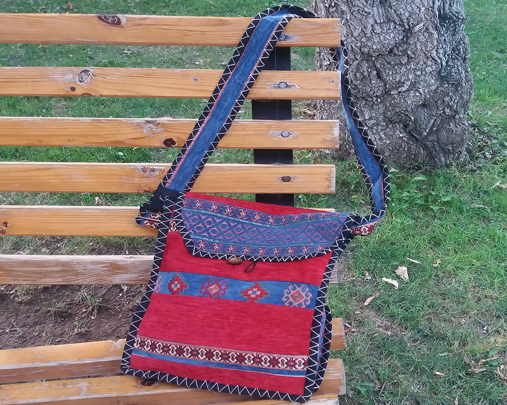 Armenian Ethnic Shoulder Bag