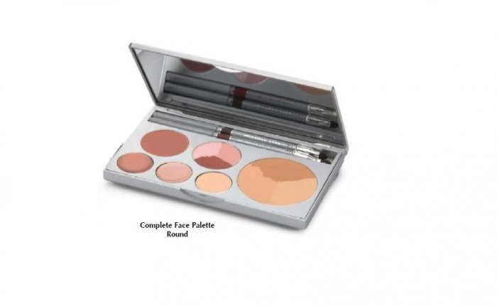 Complete Face Palette Round