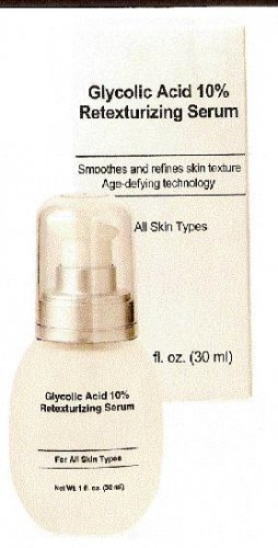 Glycolic Acid 10% Retexturizing Serum