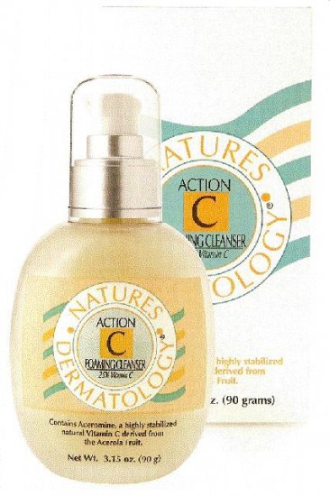 Action C Foaming Cleanser