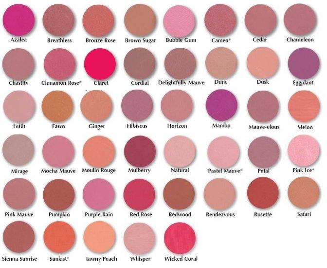 Powder Blush Refills