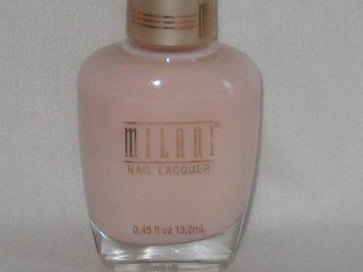 MILANI FRENCH Manicure NAIL Polish #308 BABY PINK Matte Pastel Pink