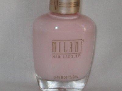 MILANI FRENCH Manicure NAIL Polish #303 PARADISE PINK Matte Pink