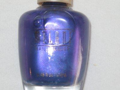 MILANI Nail Polish  #17 PURPLE PASSION a Pearlized Purple shade