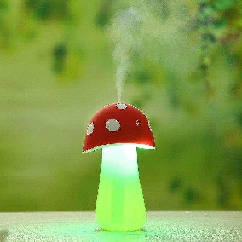 Portable Mini Home Air Humidifier Mist Maker Aromatherapy Essential Oil Diffuser Negative Ion