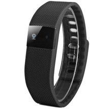BEST SELLER TW64 Smart Band Fitness Tracker Pedometer Calorie BMI Sleep Event Call Alerts -Black