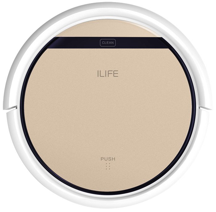 ILIFE V5Pro Intelligent Robotic Vacuum Cleaner 2in1 Dry Wet Sweep Clean Anti Collusion Timer