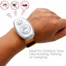 SMART Outdoor Camping Electronic Ultrasonic Anti Mosquito Insect Bug Repeller with Wrist Band