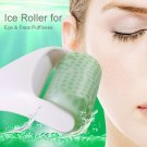 Derma Roller Cool Ice Massager for Face, Body - Green
