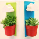 Creative Clouds Rainy Pot Wall-hung Flower Pot
