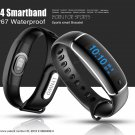 M4 Health Blood Pressure Band Heart Rate Monitor Wristband Bracelet
