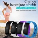 V66 Heart Rate Waterproof IP68 Bluetooth Smart Watch Bracelet Pedometer Long Standby Time