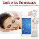 Bluetooth Intellingent Mini Electric Massager with 6 Massage Modes - Smart APP Control!