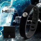 Super Hero Power Ionics 3000 ions Sports Titanium Energy Bracelet Wristband