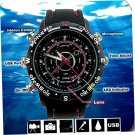 8GB HD Waterproof Webcam Spy Watch with Hidden Camera Digital Video Recorder