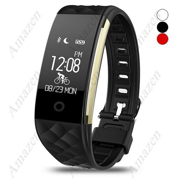 2017 NEW MODEL! S2 Dynamic Smart Health Fitness Bracelet Heart Rate Monitor Multisport