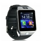 DZ09 Smart Watch Phone Make/Receive Calls Pedom Sleep Seden Remind MP3 Remote Cam- Silver