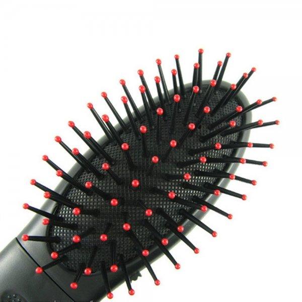 Vibrating Battery Operated Massage Hair Scalp Comb Brush - Small Needle