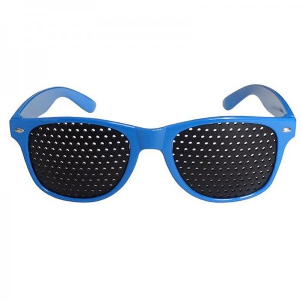 Eye Care Pinhole Training Exercise Vision Improve Glasses for myopia/astigmatism/hyperopia