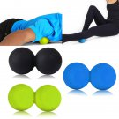 Yoga Peanut Massage Ball - Mobility Myofascial Trigger Point Massage