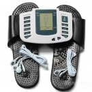 Electronic Pulse Digital Full Body Acupuncture Therapy Massage with Slippers