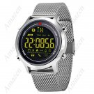 Zeblaze VIBE Hiking 5ATM Waterproof Sports Smartwatch 365 Days Stand-by Time - Silver