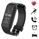 L38i Fashion Unisex Sport Wristband OLED Color Touch Screen Fitness Tracker (NEW!)