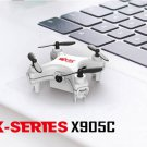 MJX-X905C 2.4G 4CH 6 Axis Gyro With Camera Headless Mode Mini RC Quadcopter RTF