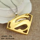 Superman Pendant with Free Necklace