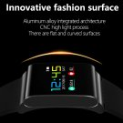 X9 PR0 Intelligent Smart Bracelet Heart Rate Blood Pressure Blood Oxygen  Activity Tracker - Black