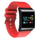 X9 PR0 Intelligent Smart Bracelet Heart Rate Blood Pressure Blood Oxygen  Activity Tracker - Red