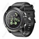 Zeblaze VIBE 3 5ATM Waterproof 33-month Standby Time Sport Smart Watch - Black