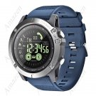 Zeblaze VIBE 3 5ATM Waterproof 33-month Standby Time Sport Smart Watch - Blue