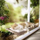 Cat Hammock Durable Bed Window Mounted