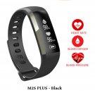 NEW MODEL! M2S PLUS Heart Rate Blood Pressure Oxygen Activity Tracker-Smart Bracelet - Black