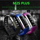NEW MODEL! M2S PLUS Heart Rate Blood Pressure Activity Tracker-Smart Bracelet