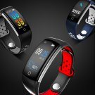 NEW MODEL! MQ6 Heart Rate Blood Pressure Oxygen Activity Tracker IP68 Smart Bracelet
