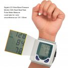 NEW Digital Wrist Blood Pressure Monitor with Memory Function