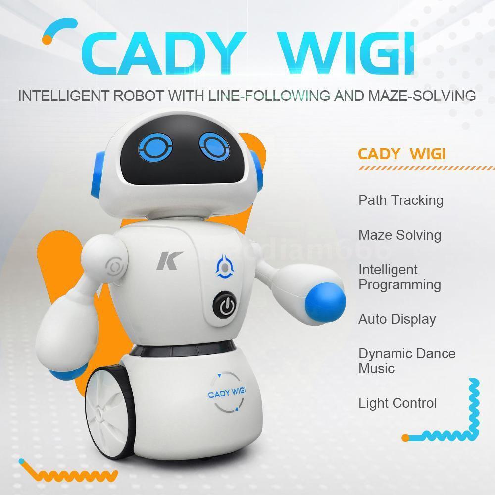 CADY R6 Maze Solving Intelligent Programming RC Dancing Robot