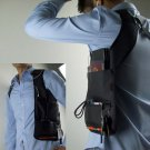 Hidden Oxter Invisible Crossbody Bag Multifunctional Burglarproof Bag