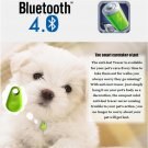 Pet Tracker Dog Anti Lost Tracker Smart Bluetooth 4.0 Tracer Locator Tag Alarm Finder - Black