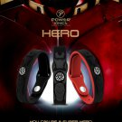 Iron Man Super Hero Power Ionics 3000 ions 4in1 Titanium Germanium Tourmaline F.I.R Energy Bracelet
