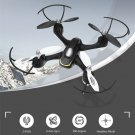 E33C 2.4G 6CH With 2MP Camera Headless Mode LED Night Flight RC Drone Quadcopter RTF