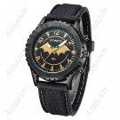 Men's Watch Bat Waterproof Quartz Watch