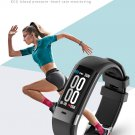 New Arrival! G36 ECG PPG Monitor Smart Bracelet Fitness Tracker - Black